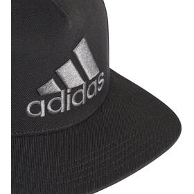 adidas H90 Logo Berretto Uomo, black/black/grey four